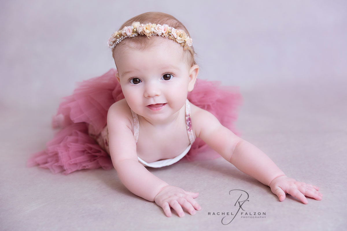 baby girl ballerina