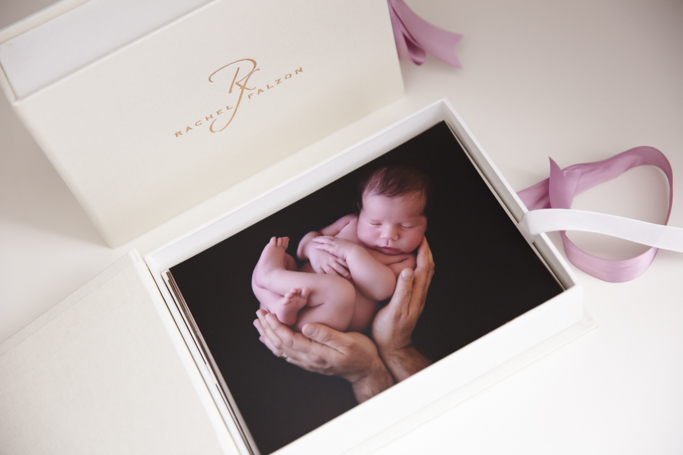 Newborn photography keepsake box penrith