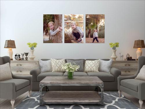 The Memoir wall art collection