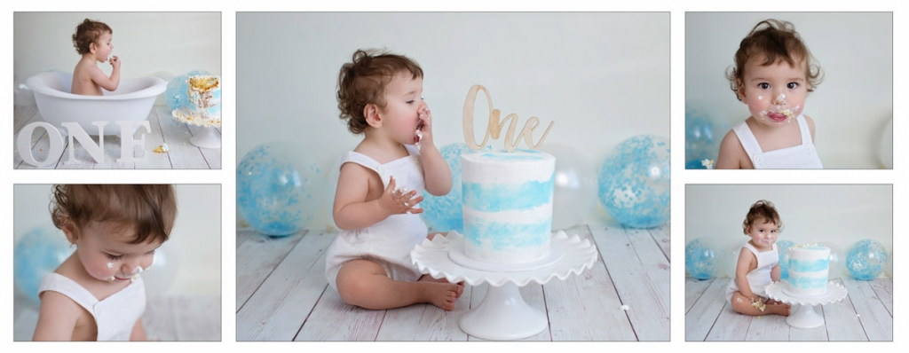 Cake smash photography penrith