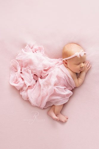 Baby heart shape