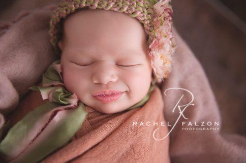 Baby girl Penrith baby photographer