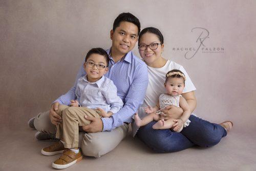 Family portrait Penrith
